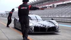Toyota ya trabaja en su hypercar para Le Mans 2021