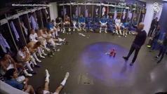 """La charla de Zidane en el descanso de la final de Kiev: """"Hay que creer más cuando atacamos"""""""