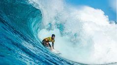 El brasileño Gabriel Medina, campeón del mundo de surf 2018