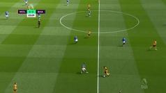 Premier League (J35): Resumen y goles del Wolverhampton 2-1 Brighton