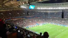 ¡Inglaterra intentó marcar mientras Croacia celebraba el 2-1!