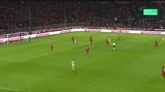 Gol de Mané (1-3) en el Bayern 1-3 Liverpool