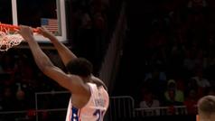 Embiid-Simmons, la conexión que hace temblar a la NBA