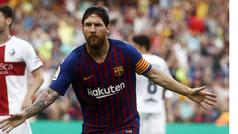 LaLiga (J3): Resumen y goles del Barcelona 8-2 Huesca
