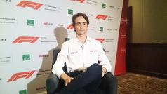 "Esteban Gutiérrez: ""Un orgullo ser embajador del Gran Premio de México"""