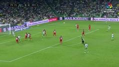 Gol de Oro: Joaquín (1-0) en el Betis 1-0 Sevilla