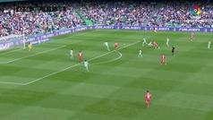 J20 Betis 3-Girona 2. Gol 1-2 Doumbia