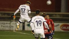 Copa (1/32): Resumen y goles del Olot 0-3 Osasuna