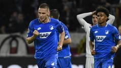 Champions League (J4): Resumen y goles del Lyon 2-2 Hoffenheim