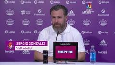 """El dardo de Sergio a Setién: """"Siempre nos intenta minimizar, ya lo hizo en el Betis"""""""