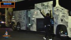 La genial escena que regaló Camavinga al madridismo antes de subirse al autobús