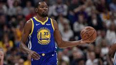 Kevin Durant vuelve a las andadas, ¿el mejor anotador del planeta?