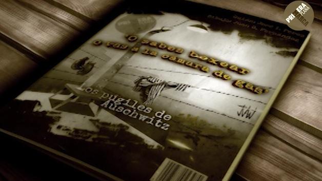 "Primera Plana: ""O sabes boxear o  vas a la cámara de gas"""