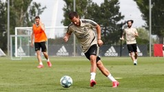 Zidane 'pasa de fase': la plantilla ya trabaja en dos grupos
