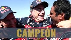 Carlos Sainz se proclama campeón