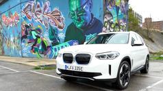 BMW iX3: así va la versión eléctrica del SUV bávaro