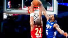 Se cumplen 10 años del pique entre Lebron y Kobe en el mítico All-Star del Staples