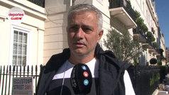 """Mourinho: """"No puedes entrenar a un equipo que ya tiene entrenador"""""""