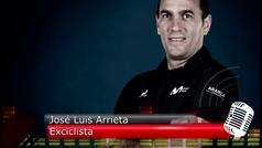 José Luis Arrieta explotó tras la polémica del Movistar en La Vuelta