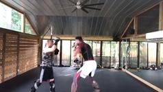 La otra vida del pacífico Tim Duncan; el nuevo 'Kickboxer' a lo Van Damme