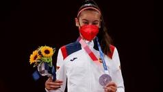 Adriana Cerezo, plata olímpica en Tokio con sólo 17 años