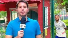 Videobomb de manual de Dani Alves: Se la lía parda a un periodista para hacer las paces