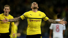 Champions League (J2): Resumen y goles del Dortmund 3-0 Mónaco