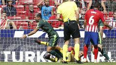 LaLiga (J4): Resumen y goles del Atlético 1-1 Eibar