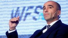 Roberto Martínez explica su voto a Modric