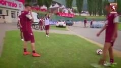 El truco imposible de Rincón que pocos futbolistas podrían hacer