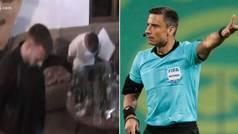 Así fue la redada en la que fue detenido el árbitro esloveno Slavko Vincic
