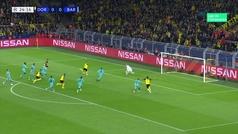 Así fue la noche salvadora de Ter Stegen ante el Borussia Dortmund