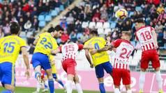 LaLiga 123 (J22): Resumen del Almería 0-0 Cádiz