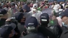 La pandemia no frena las celebraciones del 8M en el mundo