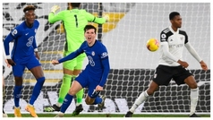 Premier League (J19): Resumen y gol del Fulham 0-1 Chelsea