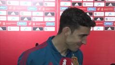 """Jaime Mata: """"Ha sido muy bonito el debut"""""""