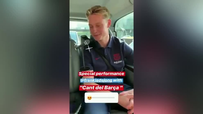 De Jong issues plea to ex-teammate De Ligt