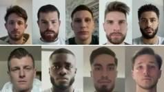 """Impactante campaña contra el 'ciber-odio' que sufre Kroos y muchos futbolistas: """"Te voy a apuñalar"""""""