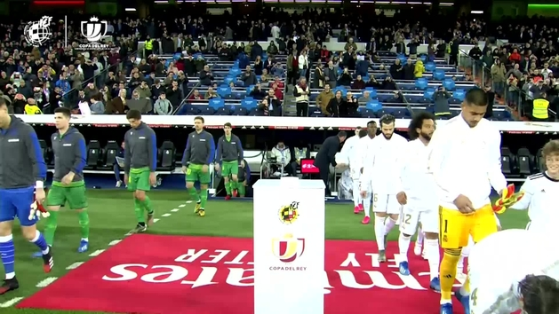 MX: Copa de Rey: Resumen y goles del Real Madrid 3-4 Real Sociedad