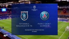Champions League (J2): Resumen y goles del Basaksehir 0-2 PSG