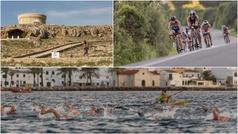 Christian sorprende y Font se saca la espina en la Artiem Half Menorca