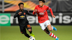 Europa League (J2): Resumen del AZ Alkmaar 0-0 Man. United