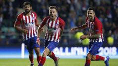 Supercopa de Europa 2018: Resumen y goles del Real Madrid 2-4 Atlético