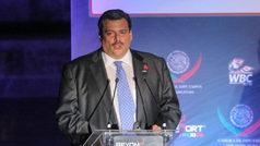 """Mauricio Sulaimán: """"Canelo merece el triunfo, pero hay una oposición muy marcada con él"""""""