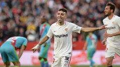 LaLiga (J34): Resumen y goles del Sevilla 5-0 Rayo Vallecano