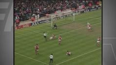 Golazo de Giggs al Arsenal