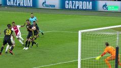 Gol de Neres (1-1) en el Ajax 1-1 Juventus