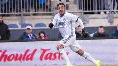 MX: Marco Fabián hace un gol imposible