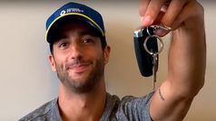 Daniel Ricciardo, Esteban Ocon, Peter Solberg y Cal Crutchlow (entre otros) 'cuelgan' las llaves