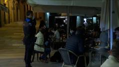 Sin botellones ni incidentes en el inicio de las fiestas de la Ascensión en Santiago